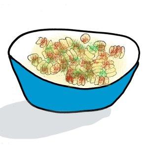 Sundried Pesto Pasta Salad